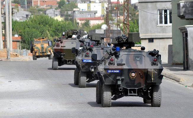 Mardin'in 9 mahallesinde sokağa çıkma yasağı