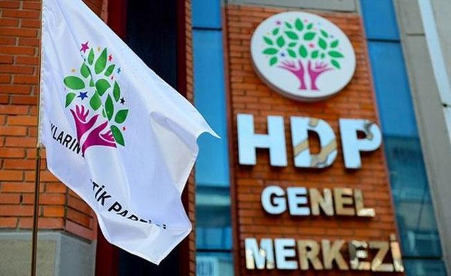Olağanüstü toplanan HDP MYK'sından referandum kararı
