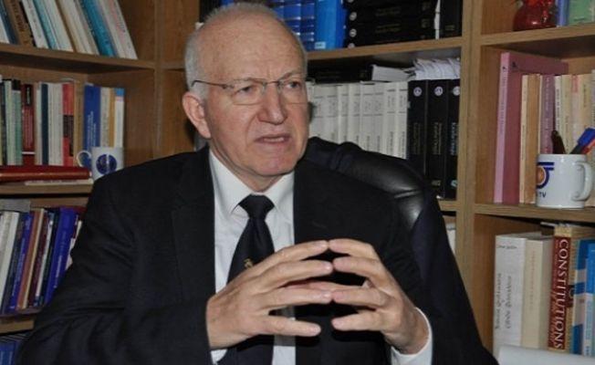 Prof. Kaboğlu: İmam görüş açıklıyor, anayasa hukuku uzmanları açıklayamıyor