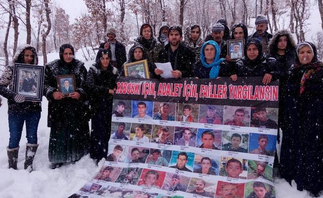 Roboski Aileleri: Referandumda halkın özgür şekilde sandığa gitmesi için OHAL'e son verilsin