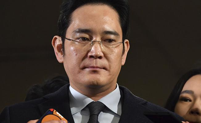 Samsung'un veliahtı tutuklandı