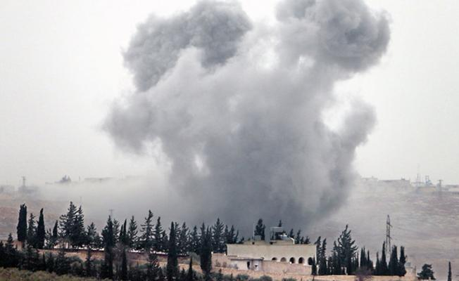 TSK'dan El Bab'da 19 YPG'li öldürüldü iddiası