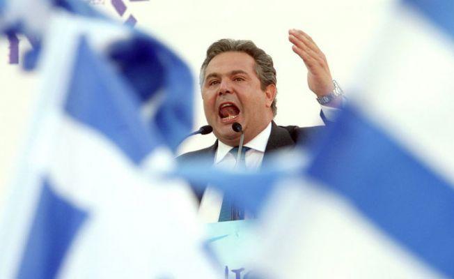 Yunan Savunma Bakanı: Türkiye'nin kovboyvari saçmalıkları