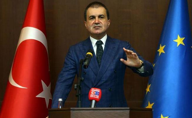 AB Komisyonu'ndan Bakan Çelik'in 'mülteci anlaşması' açıklamasına yanıt