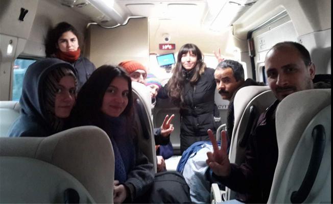 Açlık grevindeki Nuriye Gülmen ve Semih Özakça yeniden gözaltında