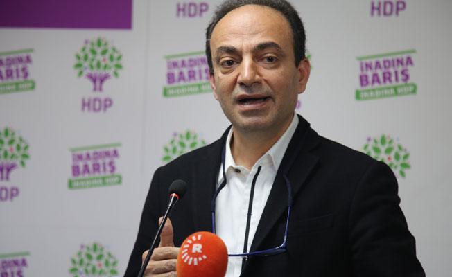 HDP, 'Referandum Baskı ve İhlal Raporu'nu açıkladı