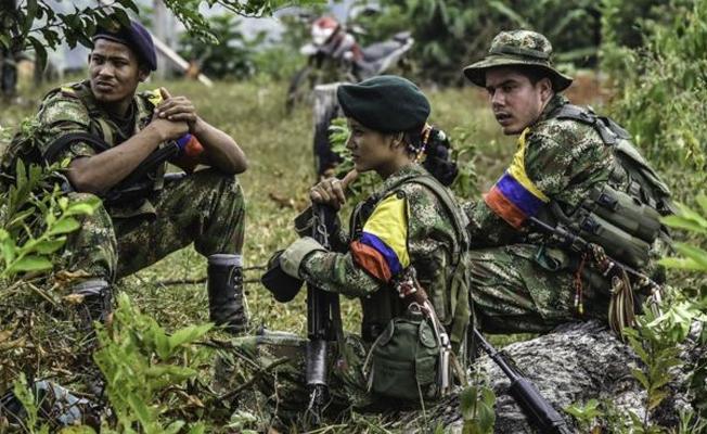 BM: Kolombiya'da FARC'tan boşalan yerlere çeteler yerleşiyor