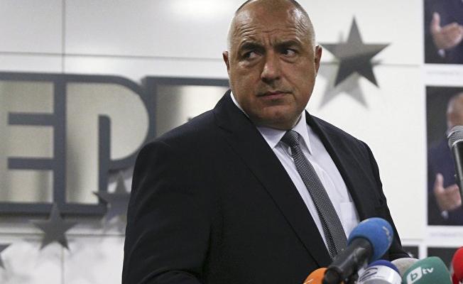 Bulgaristan'da seçimin galibi, eski Başbakan Borisov'un partisi GERB