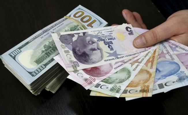 Dolar/TL 3.62'de seyrediyor