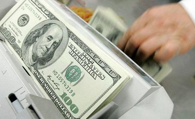 Dolar/TL hafif yükselişte