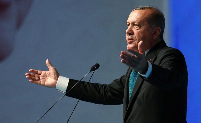 """Erdoğan'dan """"tek adam"""" eleştirilerilerine yanıt"""