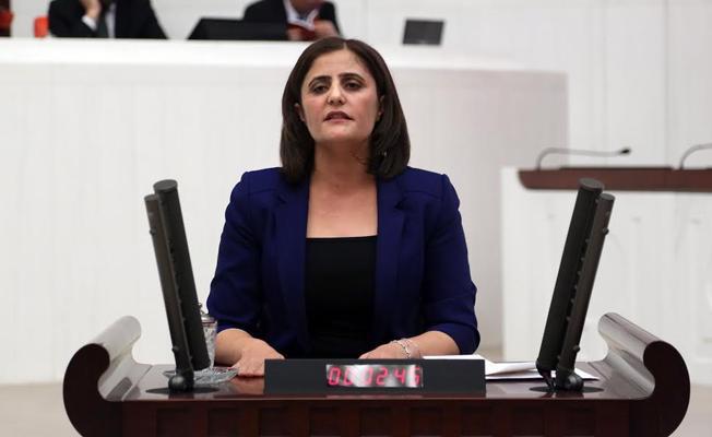 HDP Ağrı Milletvekili Dirayet Taşdemir serbest bırakıldı