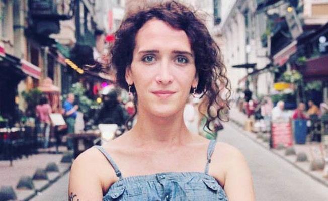 LGBTİ aktivisti Kıvılcım Arat gözaltına alındı