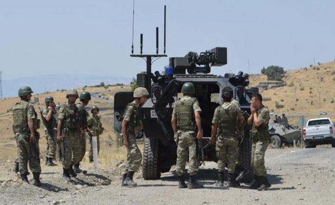 Mardin'de patlama: 2 asker hayatını kaybetti