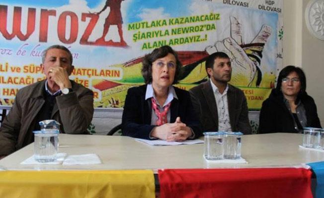 'Newroz'u yasaklayabilirler ama baharı engelleyemezler'
