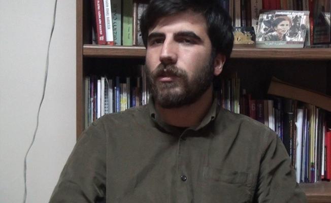 SGDF Eş Başkanı gözaltına alındı