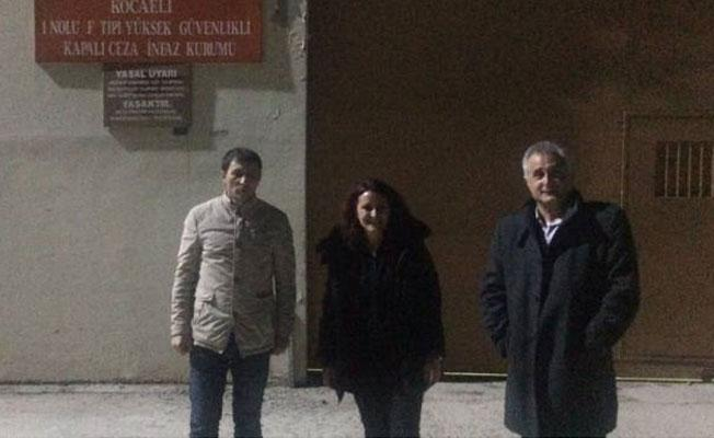 Tahliye edilen KJA Koordinasyon Kurulu üyesi Sara Aktaş: Cezaevi sadece bir mücadele zeminidir