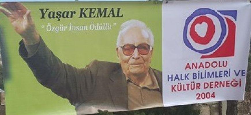 Yaşar Kemal anısına öykü, halkbilim araştırması ve şiir yarışması