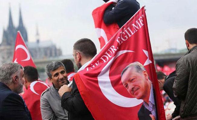 Alman sağ popülist parti AFD: Evetçiler Türkiye'ye dönsün