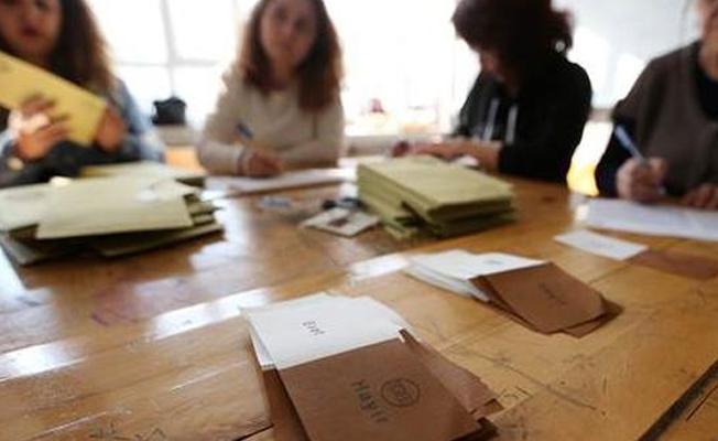 Ankara'da referandum sonuçları