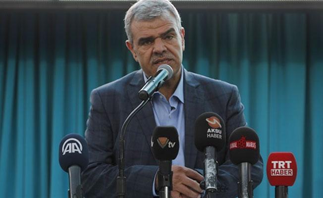 Başbakan Yardımcısı Kaynak: Beklediğimiz oyu alamadık