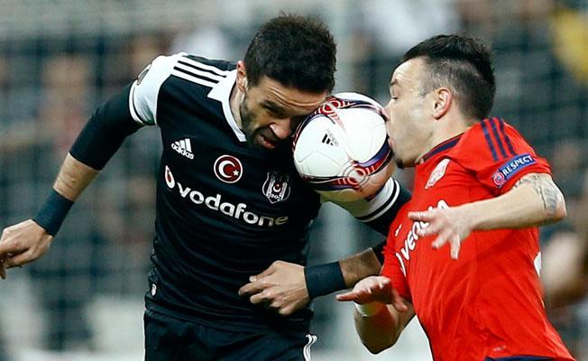 Beşiktaş 2-1 Lyon