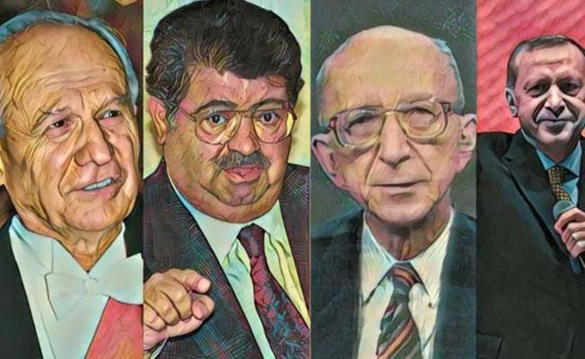 Eyalet sistemi: Evren, Özal, İnönü ve Erdoğan ne demişti?