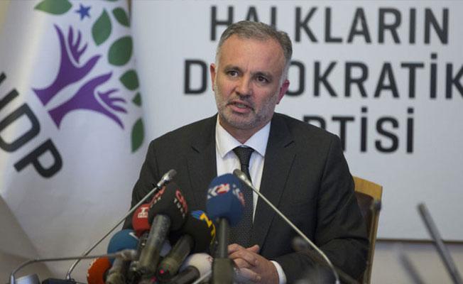 HDP'li Bilgen: Şer bildiğinizde hayır olması için eksikleri gidermeli
