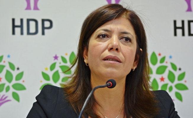 HDP Milletvekili Meral Danış Beştaş hakkında tahliye kararı