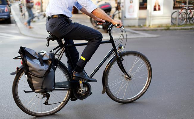 İşe bisikletle gitmek kanser ve kalp krizi riskini 'yarıya indiriyor'