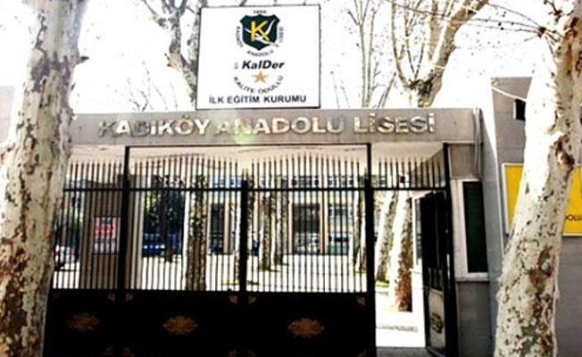 Kadıköy Anadolu Lisesi'nin festivaline yasak