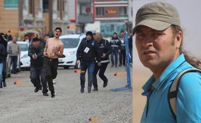 Kemal Kurkut'un vurulduğu anı çeken gazetecinin evine polis baskını