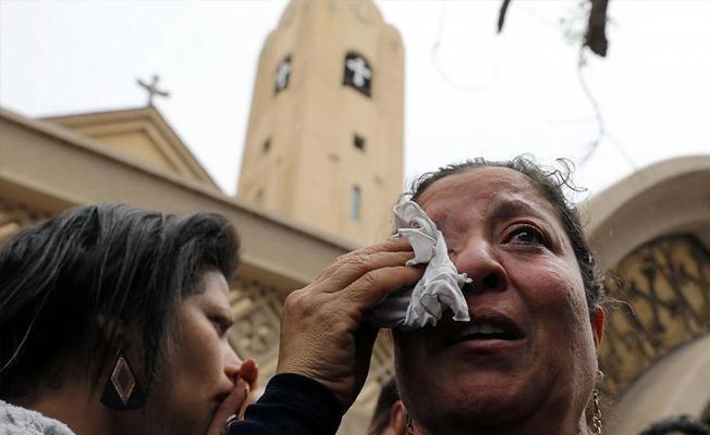 Mısır'da Kıpti kilisesinde patlama
