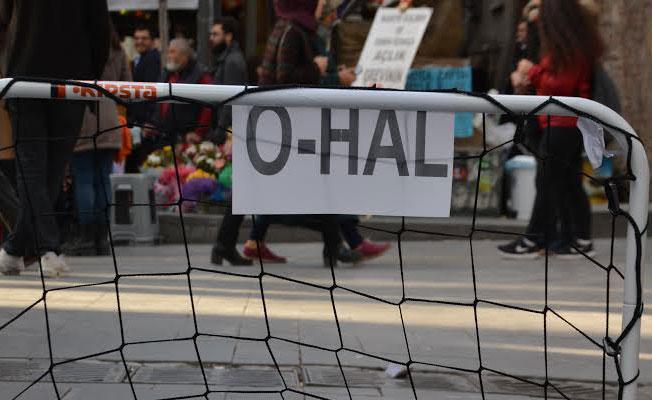 OHAL 3'üncü kez uzatıldı