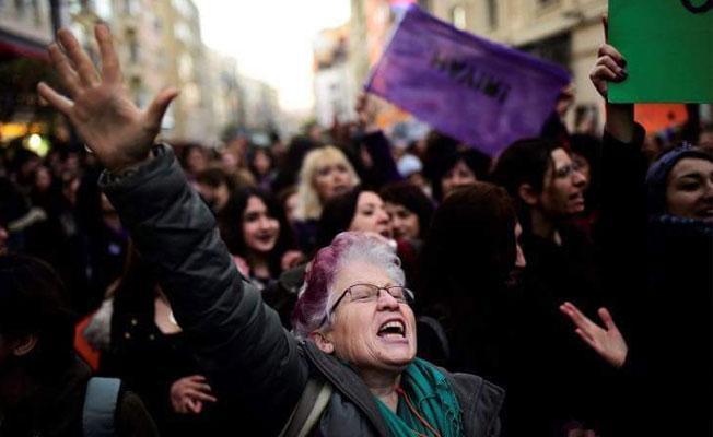 Referandum protestoları sürüyor: 'Her yer hayır her yer direniş'