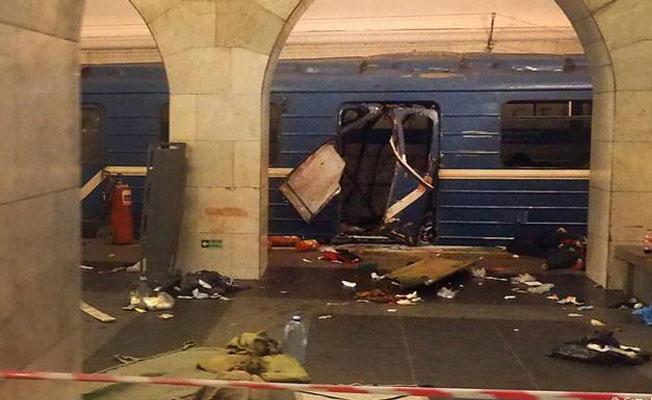 Rusya: St.Petersburg saldırısının finansmanı Türkiye'den