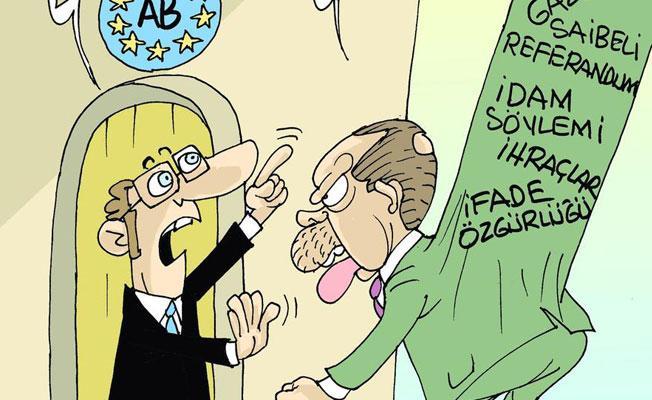 Sefer Selvi, AKPM'nin Türkiye kararını çizdi
