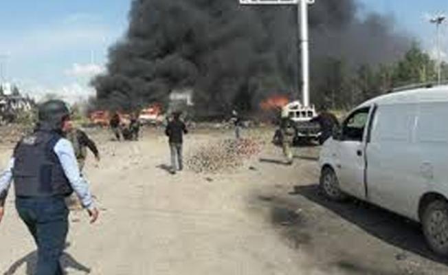 Şii bölgesinden gelen tahliye otobüslerine saldırıda 112 kişi hayatını kaybetti
