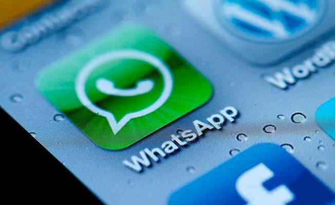 WhatsApp'tan 'mesaj' uygulaması