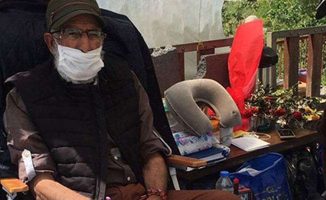 81 gündür açık grevinde olan Kemal Gün'e 18 bin lira ceza