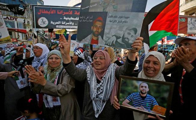 Filistinli mahkumların açlık grevi sona erdi