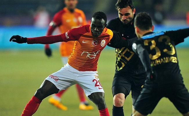 Galatasaray Arena'da 3 puanı aldı