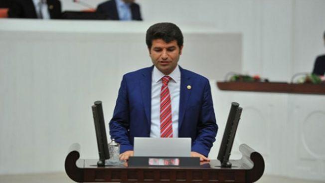 HDP Batman Milletvekili Aslan gözaltına alındı