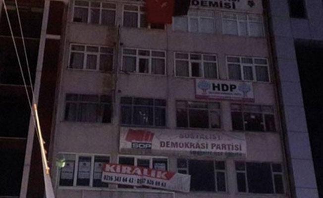 """""""HDP binasını yaktık"""" diyen sanığa tutuklama yok"""