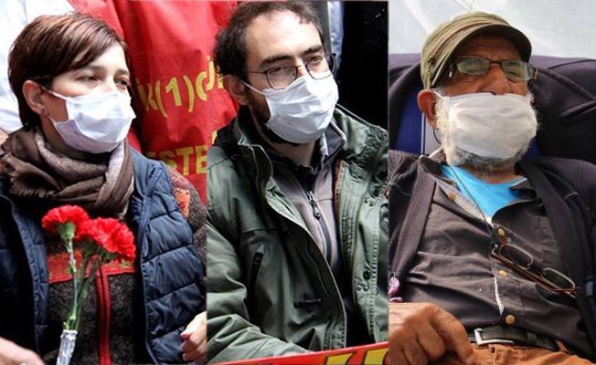 İnsan hakkı savunucuları: Nuriye, Semih ve Kemal'in sesini duyalım
