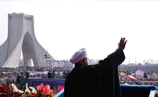 Ruhani, bir kez daha İran Cumhurbaşkanı
