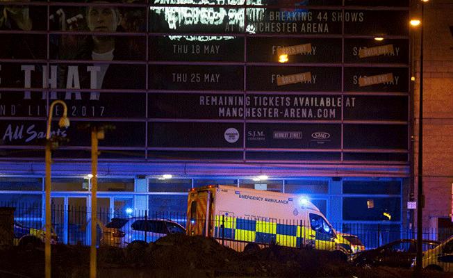 Manchester saldırganının kimliği belirlendi