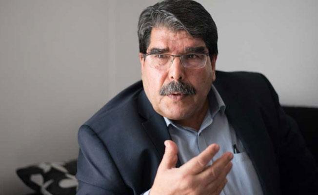 Salih Müslim: Türkiye, YPG'ye karşı ABD'de para akıtıyor