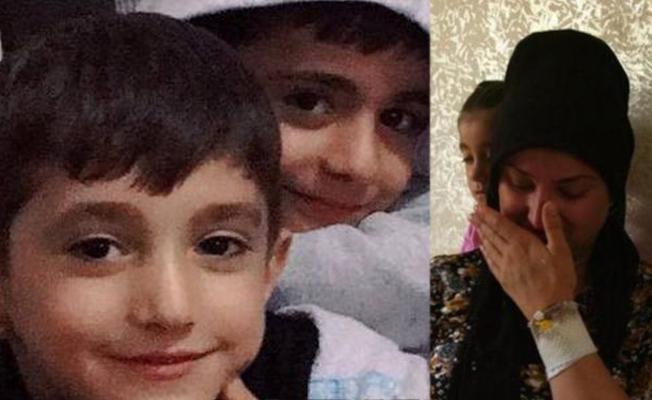 Panzerin ezdiği Muhammed ve Furkan'ın annesi Anneler Günü'ne yaslı girdi