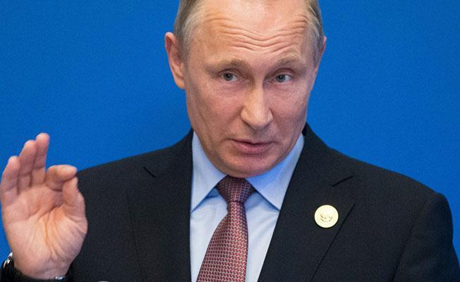 Putin'den 'Trump, Lavrov'la gizli bilgiler paylaştı' iddiasına yanıt